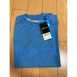 スキンズ(SKINS)の新品 定価5060円 スキンズ  半袖 tシャツ M トレーニング skins (Tシャツ/カットソー(半袖/袖なし))
