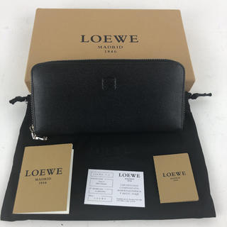 ロエベ(LOEWE)の確実正規品LOEWE長財布(財布)