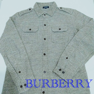 バーバリー(BURBERRY)のBURBERRY 冬物 シャツ(その他)