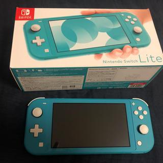 Nintendo Switch - Nintendo Switch Lite ターコイズブルー