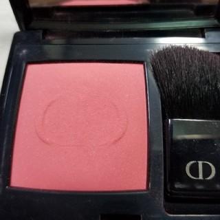 Dior - 残量7割程度 ディオールスキン ルージュ ブラッシュ チーク