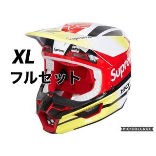 シュプリーム(Supreme)のSupreme Honda Fox Racing V1 Helmet 19AW(ヘルメット/シールド)