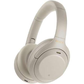 ソニー(SONY)の新品未使用 ソニーSONY ヘッドホン WH-1000XM4SMプラチナシルバー(ヘッドフォン/イヤフォン)
