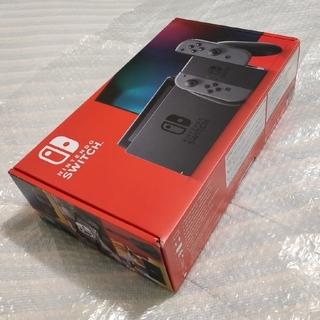 任天堂 - Nintendo Switch グレー 新品未使用