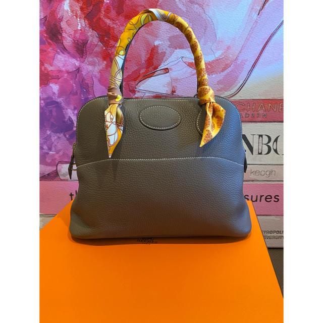 Hermes(エルメス)のエルメス ボリード レディースのバッグ(ハンドバッグ)の商品写真