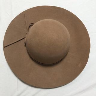 イング(INGNI)のイング 女優帽(ハット)