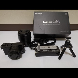 Panasonic - ミラーレス一眼 DMC-GM1 レンズ2本セット12-32mm 45-150mm