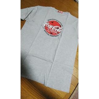 コカコーラ(コカ・コーラ)のコカコーラ ワールドカップ2002 Tシャツ(記念品/関連グッズ)