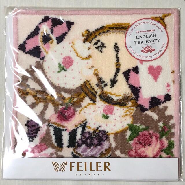 FEILER(フェイラー)のフェイラー 限定ハンカチ 3枚 レディースのファッション小物(ハンカチ)の商品写真