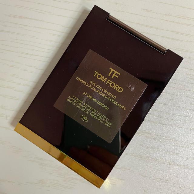 TOM FORD(トムフォード)のトムフォード ヴァージンオーキッド コスメ/美容のベースメイク/化粧品(アイシャドウ)の商品写真