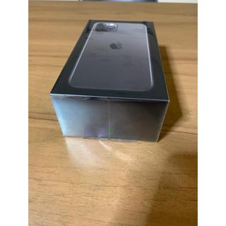iPhone - IPHONE 11 PRO 256GB SIMフリー 新品 未使用品
