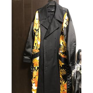ハレ(HARE)のhare×samurai aloha コート トレンチコート(トレンチコート)
