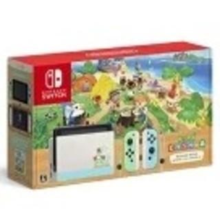 Nintendo Switch - 【新品未開封】Nintendo Switchあつまれどうぶつの森セット