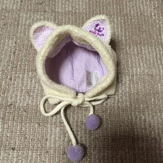 アナスイミニ(ANNA SUI mini)のアナスイミニ ベビーキャップ 帽子(その他)