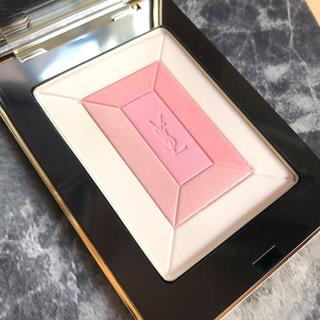 イヴサンローランボーテ(Yves Saint Laurent Beaute)のフェイスパレット シマーラッシュ #1 イヴサンローラン(フェイスパウダー)