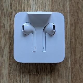 アイフォーン(iPhone)の専用 新品 iPhone SE2 EarPods iPhone同梱品 第2世代(ヘッドフォン/イヤフォン)