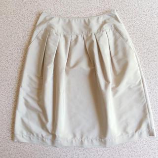 ジュンコシマダ(JUNKO SHIMADA)の49AV Junko shimada タフタスカート(ひざ丈スカート)