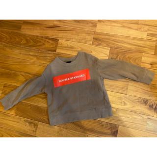 ダブルスタンダードクロージング(DOUBLE STANDARD CLOTHING)のDOUBLE STANDARD トレーナー(Tシャツ/カットソー)