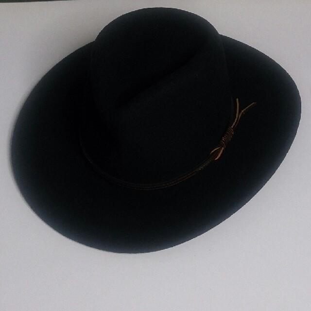 Borsalino(ボルサリーノ)のstetson ステットソン CRUSHABLE Mサイズ ハット メンズの帽子(ハット)の商品写真