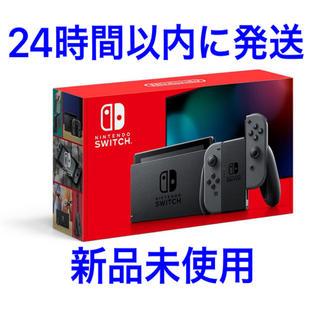 Nintendo Switch - 新品Nintendo Switch Joy-Conグレー