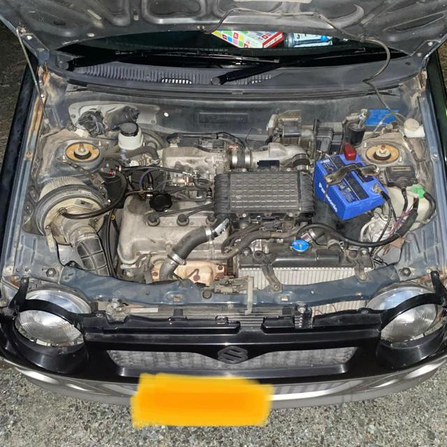 スズキ(スズキ)のスズキ アルトワークス HA21s RS/Z  5MT 車検あり 自動車/バイクの自動車(車体)の商品写真