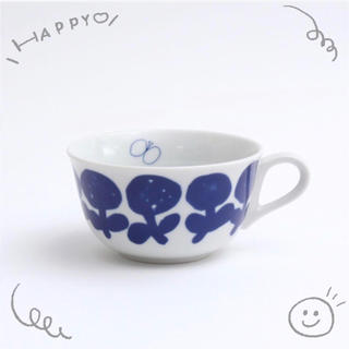mina perhonen - PASS THE BATON × ミナペルホネン  モーニングカップ 🎵