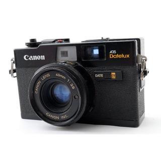 キヤノン(Canon)のCanon A35 Datelux キャノン デートルクス フィルムカメラ(フィルムカメラ)
