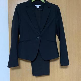 エイチアンドエム(H&M)の【限定セール】スーツ ブラック 黒 セットアップ(スーツ)