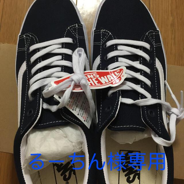 VANS(ヴァンズ)のvans スニーカー 27cm メンズの靴/シューズ(スニーカー)の商品写真