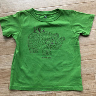 mont bell - Tシャツ◇キッズ110cm