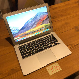 Mac (Apple) - 格安!MacBook air 13インチ Late2010