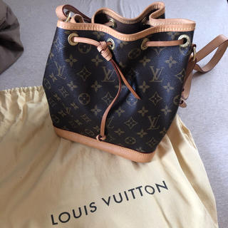 LOUIS VUITTON - Louis Vuitton noe bb ノエ カバン