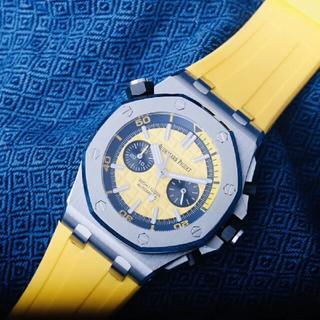 AUDEMARS PIGUET - 【限定プロモーション】爆発的な熱い販売AUDEMARSPIGUET腕時計☆39