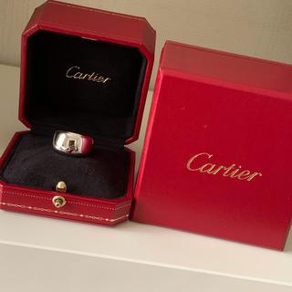 Cartier - 美品♡ Cartier カルティエ ヌーベルバーグリング k18WG 12号