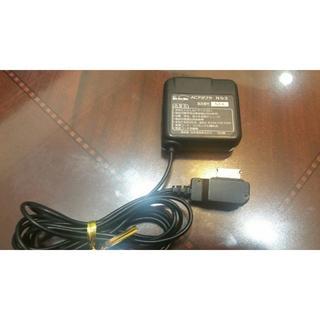 エヌティティドコモ(NTTdocomo)のdocomo  ドコモ ガラケー 充電器 携帯電話 ACアダプター(バッテリー/充電器)