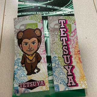 EXILE - 居酒屋えぐざいる第4弾  ステッカー TETSUYA