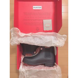 ハンター(HUNTER)ののぼる1695様専用 HUNTER レインブーツ メンズ(長靴/レインシューズ)