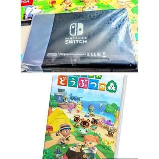 Nintendo Switch - あつまれどうぶつの森 本体 新型