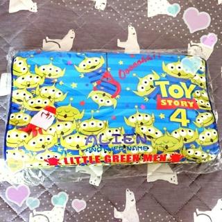 トイストーリー(トイ・ストーリー)のトイストーリー☆エイリアン☆低反発枕☆子供用にも!(枕)