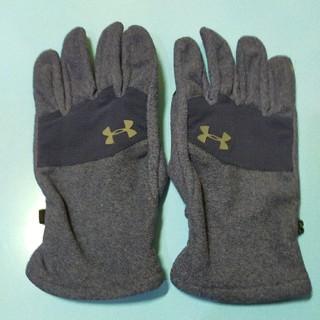 アンダーアーマー(UNDER ARMOUR)のUNDER ARMOUR 手袋 メンズ L(手袋)
