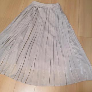 テチチ(Techichi)の新品タグ付き♡テチチ プリーツスカート(ロングスカート)