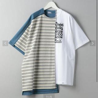 カラー(kolor)のkolor beacon tシャツ (Tシャツ/カットソー(半袖/袖なし))