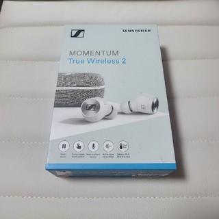 ゼンハイザー(SENNHEISER)のゼンハイザー MOMENTUM True Wireless 2 即購入可(ヘッドフォン/イヤフォン)