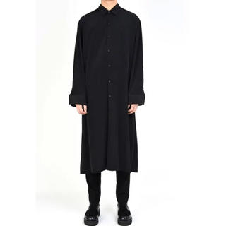LAD MUSICIAN - 19aw LAD MUSICIAN LONG SHIRTS