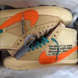 NIKE - Nike off white ブレーザー 28cm