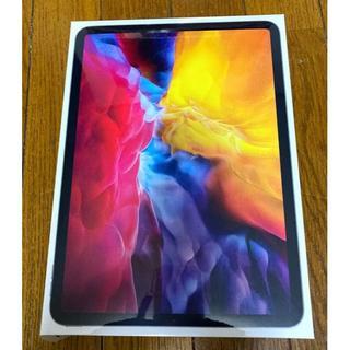 Apple - 新品未開封、iPad Pro 2020年モデル・スペースグレー