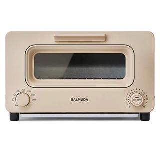 バルミューダ(BALMUDA)の新型ベージュ バルミューダ BALMUDA The Toaster トースター(調理機器)