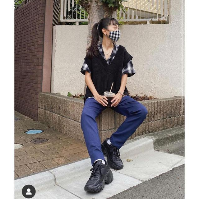 SLY(スライ)のPUMA x SLY PULSAR WEDGE♡コラボスニーカー♡厚底ウェッジ レディースの靴/シューズ(スニーカー)の商品写真