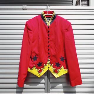 アメリヴィンテージ(Ameri VINTAGE)のVintage Embroidered western jacket(テーラードジャケット)