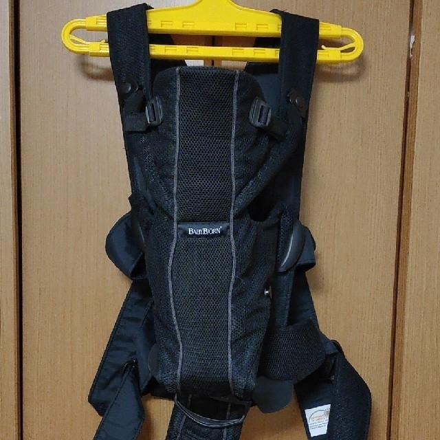 BABYBJORN(ベビービョルン)のMei0315様専用 ベビービョルン 抱っこ紐 ミラクル キッズ/ベビー/マタニティの外出/移動用品(抱っこひも/おんぶひも)の商品写真